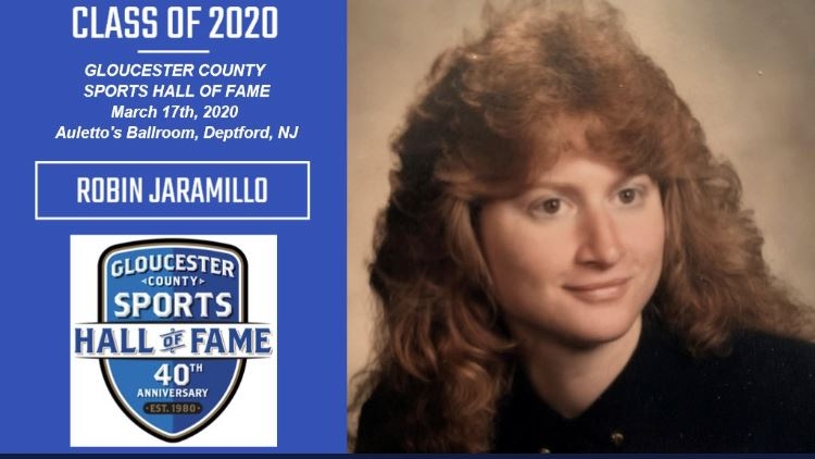 Congratulations To Robin Jaramillo to be inducted into the Gloucester County Sports Hall of Fame March 17, 2020